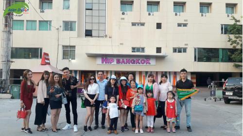 Du lịch Thái Lan khởi hành 1-3-2018