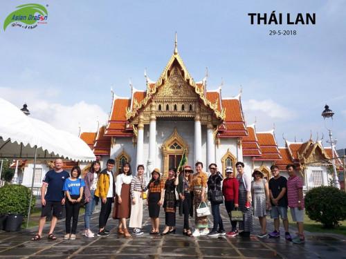Du lịch Thái Lan khởi hành ngày 29-05-2018