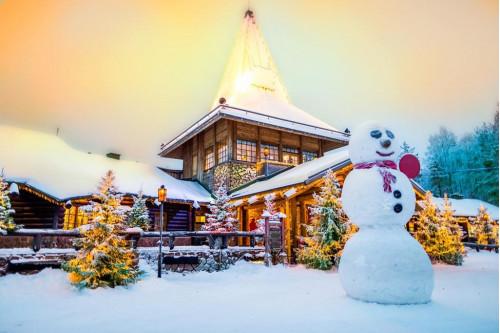 Những điểm đón Giáng Sinh đẹp nhất Châu Âu