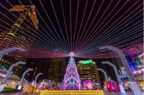 Đài Loan - điếm đón giáng sinh hấp dẫn nhất thế giới