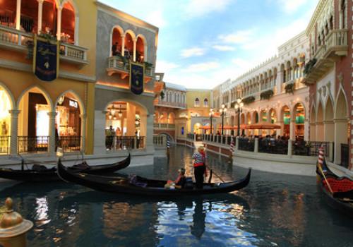 Một đêm hoang đàng xài tiền ở Las Vegas - Nhật ký du lịch Mỹ