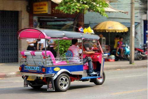 Chú ý 4 điều dễ bị lừa bởi tài xế khi du lịch Bangkok - Thái Lan
