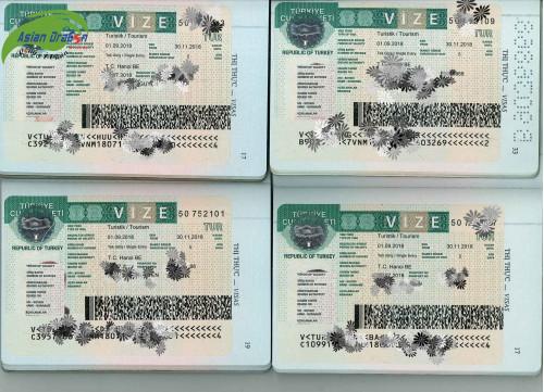 Visa Thổ Nhĩ Kỳ tháng 7