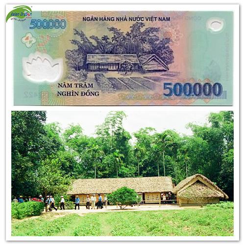 Bạn đã đi hết những địa danh được in trên tờ tiền Việt Nam?