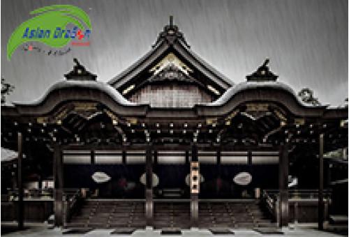 Du lịch Nhật Bản đến chốn bồng lai tiên cảnh Ise Jingu