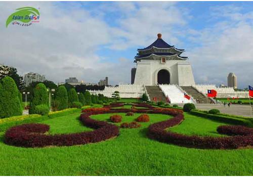Du lịch Đài Loan 4 ngày 3 đêm Cao Hùng-Nam Đầu-Đài Trung-Đài Bắc