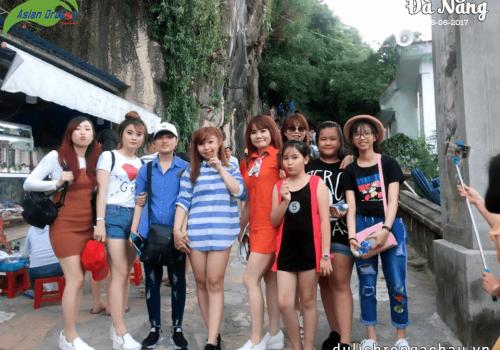 Album ảnh Tour Đà Nẵng khởi hành ngày 16/06/2017