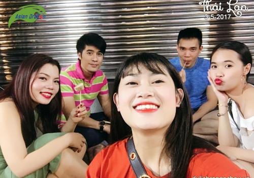 Tour Thái Lan: Bangkok-Pattaya 5 ngày 4 đêm khởi hành ngày 3-5-2017