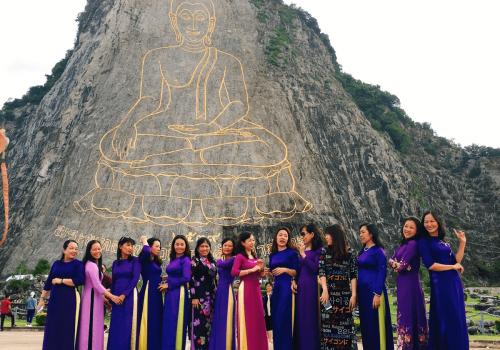 Album ảnh Tour Thái Lan khởi hành ngày 05-06-2017