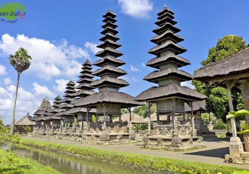 Khám phá 3 ngôi đền thần thoại ở Bali - Indonesia