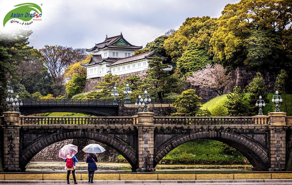 Tour du lịch Nhật Bản Tokyo - Narita – Fuji – Hanano Miyako  – Yokohama 4 ngày 3 đêm 4
