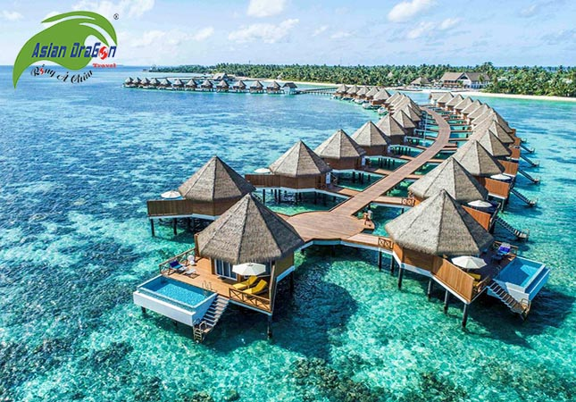 Tour du lịch Maldives: Maafushi - Adaaaran Club Rannlhi - Male