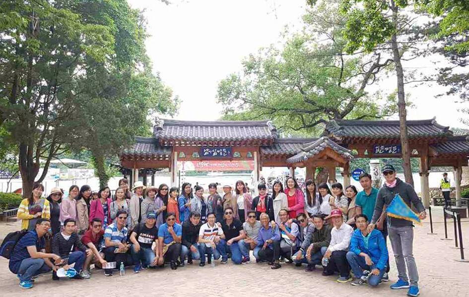 Du lịch Hàn Quốc: Seoul-Nami-Everland 5 ngày 4 đêm